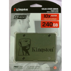 SSD 2,5 240GB Kingston A400 Phison TLC 500/350MB/s