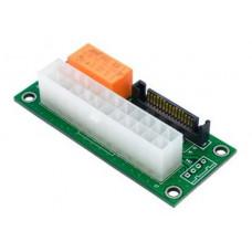 Адаптер-синхронізатор блоків живлення Dynamode ATX 24 Pin to SATA