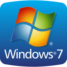 Наклейка Windows 7