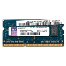 Оперативна пам'ять SO-DIMM Kingston DDR3 2Gb 1333MHz (ACR256X64D3S13C9G)