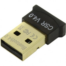 Bluetooth 4.0 USB адаптер Tafiq TFK019 black (CSR8510)