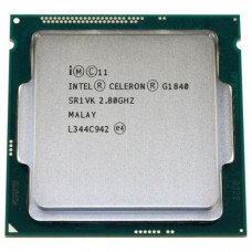 Intel Celeron G1840 2x2,8GHz s.1150 2Mb 5 GT/s DMI2 /Intel HD Graphics б/в