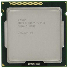 Intel Core i5-2400 3.10GHz/6MB/5GT/s Intel HD Graphics 2000 б/в