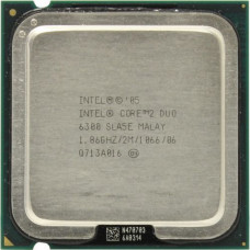 Intel Core 2Duo E6300 2x1,86GHz s.775 2Mb 1066MHz б/в