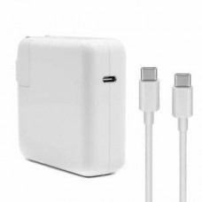 Apple 5(5.2)V, 9V, 12V, 15(14.5)V, 18V, 3A/ 20.2V 4.3А 87W Type-C (EU) (High Copy)