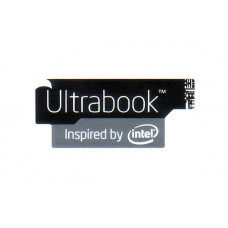 Наклейка Intel ULTRABOOK Black