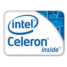 Наклейка Intel Celeron inside old