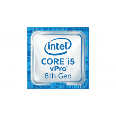Наклейка Intel Core i5 vPro 8th Gen