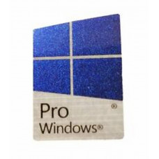 Наклейка Windows Pro new