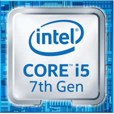 Наклейка Intel Core i5 7th Gen