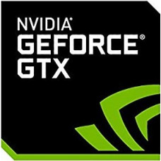 Наклейка nVIDIA GeForce GTX Black